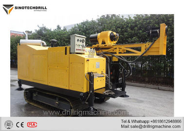 BQ600m Hydraulic Surface Exploration Core Drilling Rig for Mining Exploration